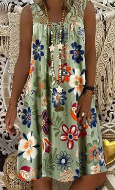Latest Fashion Clothes, Latest Fashion For Women, Women's Fashion Dresses, Casual Dresses, Summer Dresses, Floral Dresses, Fashion Online, Floryday Vestidos, Robes Vintage