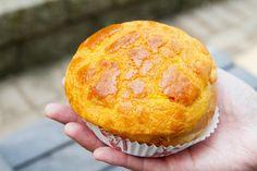 Hong kong Pineapple Bun from Sai Kung Cafe and Bakery :D