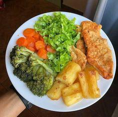 Healthy Food Habits, Healthy Menu, Healthy Meal Prep, Healthy Snacks, Healthy Eating, Healthy Recipes, Bio Food, Food Tasting, Food Goals