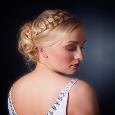Bridal Hair Updo, Bridal Makeup, Bergen, Updos, Facebook, Model, Up Dos, Wedding Makeup, Wedding Beauty