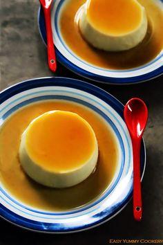 Flan au Caramel [Mauritian Recipe]