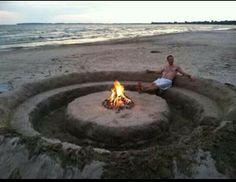 Great idea for beach trips