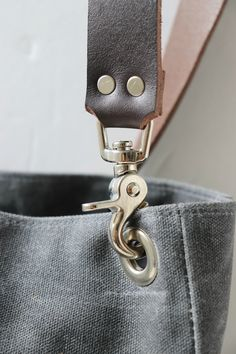 We've taken our most popular Waxed Canvas Hobo Tote and scaled it down to a cute mini version. Choose your style with the Shoulder Strap, Crossbody Strap or both. Waxed Canvas Bag, Canvas Purse, Canvas Handbags, Canvas Tote Bags, Handbags On Sale, Luxury Handbags, Leather Crossbody, Crossbody Bag, Leather Totes