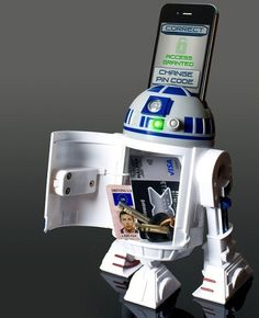 R2D2 iPhone-kluis