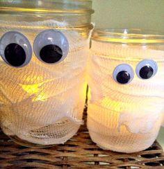 Des lampes fantômes hyper faciles à fabriquer !