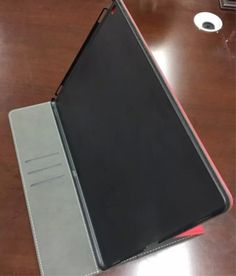 Apple iPad Pro alleged case leaks again, hints at additional ports and stereo speakers #iPad
