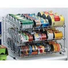 Kitchen Cabinet Organizer Products [Slideshow]
