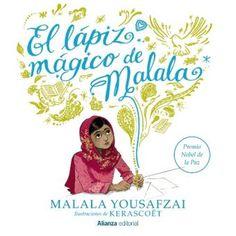 Cuando Malala era niña en Pakistán quería tener un lápiz mágico... http://rabel.jcyl.es/cgi-bin/abnetopac?SUBC=BPBU&ACC=DOSEARCH&xsqf99=1895271