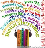 58 Sites for Digital Storytelling tools and Information