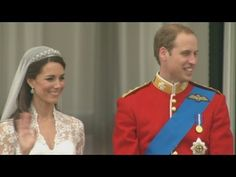 YouTube  Kate and William's wedding