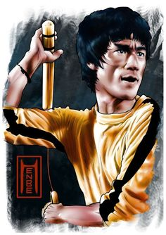 Bruce Lee Master, Bruce Lee Art, Bruce Lee Collection, Bruce Lee Chuck Norris, Bruce Lee Pictures, Wing Chun Martial Arts, Japanese Karate, Bruce Lee Games, Kung Fu Movies