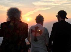 Adam Lambert on Queen: 'There's an unspoken language that now exists between us'