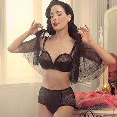 Dita von Teese Von Follies lingerie collection