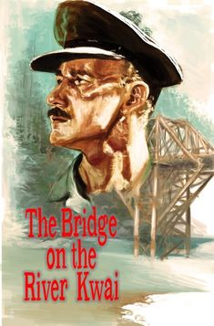 You searched for the bridge on the river kwai - PosterSpy Oscar Winning Films, Vintage Movies, Cool Pictures, Bridge, Cinema, River, Artist, Movie Posters, David
