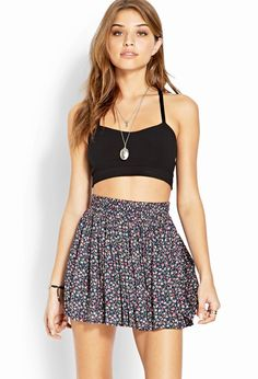 Atractivas faldas cortas de temporada   Moda