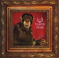 "Talking Heads - LP -  ""Naked"" - 1988"