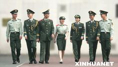 Chinese military uniform--how do we create a universal image of a costume? Mao Zedong, Disney Renaissance, Army Women, Police Uniforms, Military Police, Armed Forces, Girls, How To Look Better, Chinese