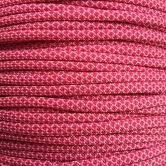 Fuch Diamonds Paracord Type III 550 Pink Diamonds, 550 Paracord, Pink Roses, Type, Rose