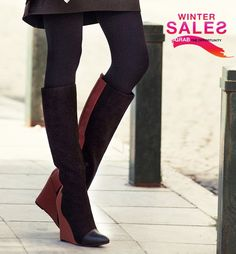DOCA FW 2014/15 Collection Sales Up to 50% Boots available at DOCA Shops & Online: http://www.doca.gr/el/online-shop/fthinoporo-xeimonas-14-15/papoutsia/mpotes-fw-14-15/72772-mpotes-maures-kafe-detail.html  #doca #boots #sales #specialOffers #black #brown