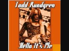 Bang On The Drum All Day- Todd Rundgren