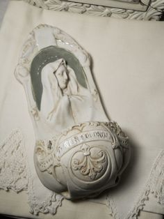 Holy Water Font Mother of Sorrows