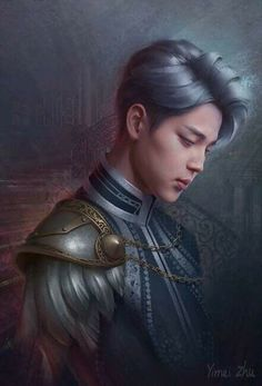 Jimin - fan art. I swear these fanarts are beyond perfect!! -@BeautyandthePoet HOW. THE . FUCK. How can someone draw this?!!! :0