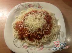 Spaghetti aglio olio e peperoncino Aglio Olio, Gnocchi, Spaghetti, Ethnic Recipes, Plants, Food, Eten, Planters, Meals