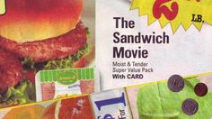 "A hand-made animated documentary about a sandwich that my big sister made for me, which I then took around the world on my first trip overseas as a young boy.  Illustrated, Animated & Directed by Sean David Christensen Sound Editing & Mixing by Robert V. Wainscott Sound Recording by Jon Taylor  Featuring ""Sing-A-Long,"" written and performed by Uni and her Ukelele & produced by Zack Proteau  Visit Sean: www.squareonecinema.com Visit Uni and her Ukelele: www.myspace.com/uniherukelele ..."