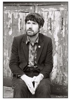 Super Furry Animals. There's more to the band than just Gruff Rhys (pictured) but I think he's incredible and love him. You don't normally see lead singers eat celery mid-song.