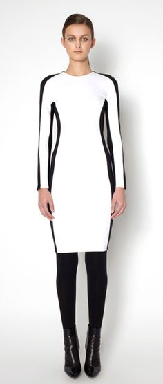 Long Sleeved Shadow Dress by 3.1 Phillip Lim