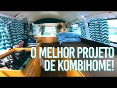 Kombi Home, Camping, Volkswagen, Vans, Live, Youtube, Kombi Interior, House On Wheels, Best Diy Projects