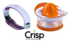 Crisp™ Tools Review & Giveaway ~ http://steamykitchen.com