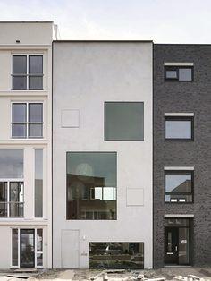subtilitas:  Claus en Kaan - Idenburg house, Amsterdam 2009. Via, photo (C) Christian Richters.