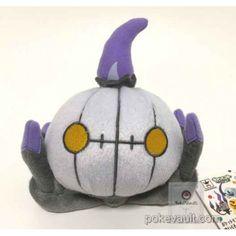 Pokemon 2016 Banpresto UFO Game Catcher Prize Kororin Friends Chandelure Plush Toy