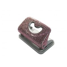 Bling Office Supplies   Bling Hole Punch Pink Crystal   Office Accessories   Great Gifts at ...