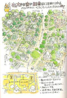 ジブリの宮崎駿が思い描いた 『イーハトーブ町』 が理想すぎる! - NAVER まとめ