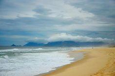 Praia da Reserva - Barra da Tijuca - Rio de Janeiro - Brasil