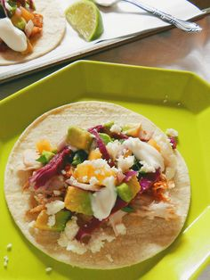 LET'S EAT: MAHI MAHI FISH TACOS