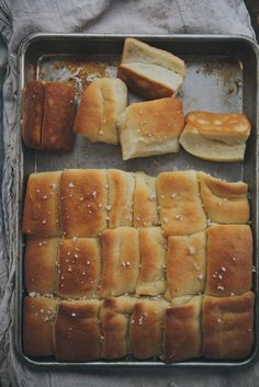 // parker house rolls