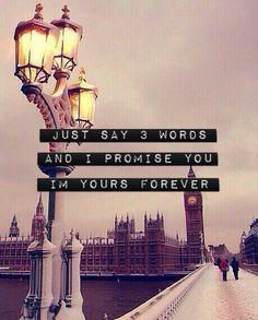 I Love You. ♡