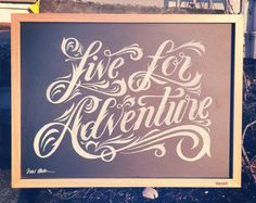 Live for Adventure