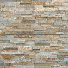 Desert Gold Natural stone wall vaneer