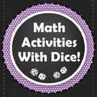 Let the fun roll in with these Math Activities With Dice! K-3 students will love to roll their dice during math time. These activities are perfect ...