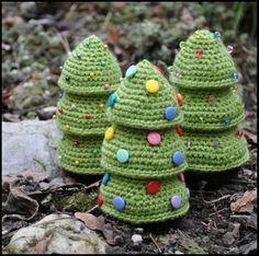 it's almost christmas time! (en geen plaats voor een kerstboom, maar dees zou wel kunnen lukken :-))  met dank @An Denis