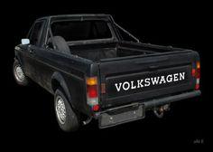 VW Golf 1 Caddy Typ 14D