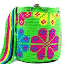 Mobolso - Wayuu Mochilas - Madalynn - Wayuu Mochila