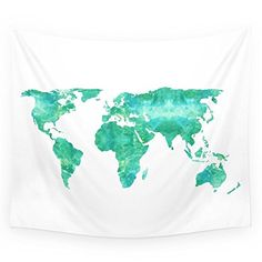 World map watercolor print large travel map large world map gift world map watercolor print large travel map large world map gift painting home decor fine art prints world map poster wall art world map art travel maps gumiabroncs Choice Image