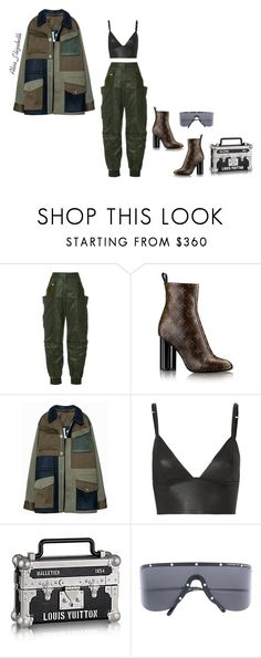 """""""Squad."""" by queenleestyles ❤ liked on Polyvore featuring STELLA McCARTNEY, Louis Vuitton, Zadig & Voltaire, T By Alexander Wang and Porsche Design"""