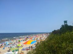 Plaża / Beach | Dziwnówek (West Pomeranian Voivodeship), Poland
