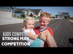MINUTE-TO-WIN-IT GAMES | Kids Compete! - YouTube